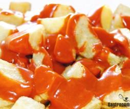 Patatas bravas Pesadilla en la Cocina