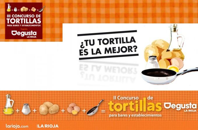 Concurso Tortilla de patatas