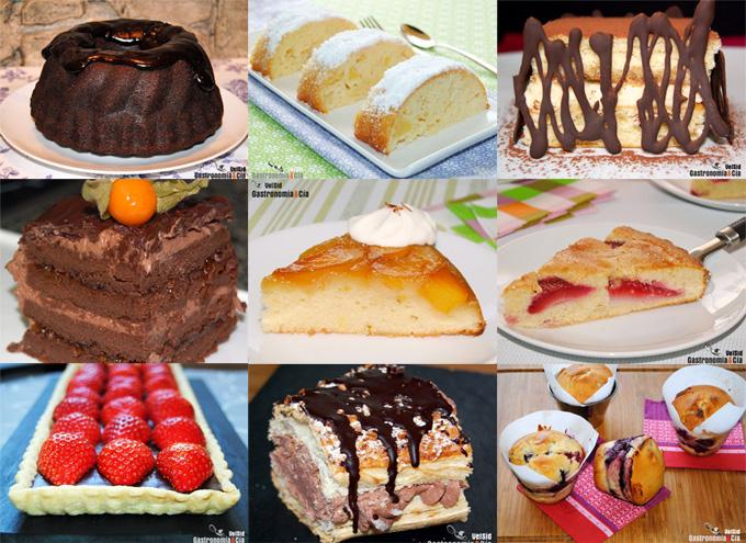 Pasteles y tartas para el Día del Padre