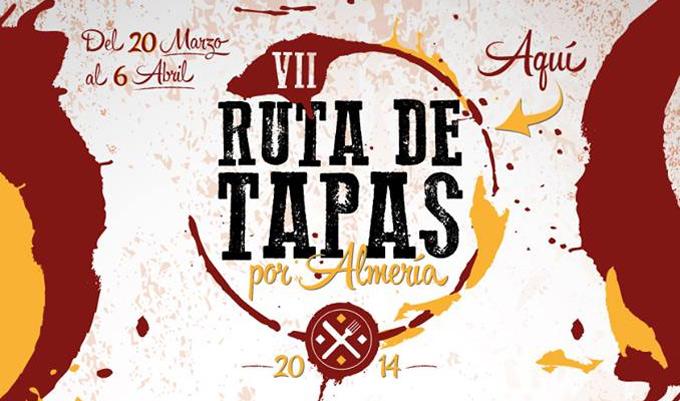 Ruta de tapas en Almería