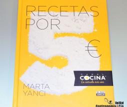 Recetas de Marta Yanci