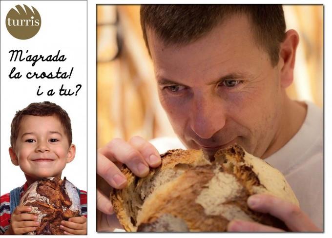 Campaña que reivindica el pan con corteza