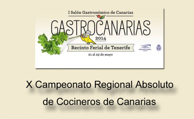Concurso Cocineros Canarias