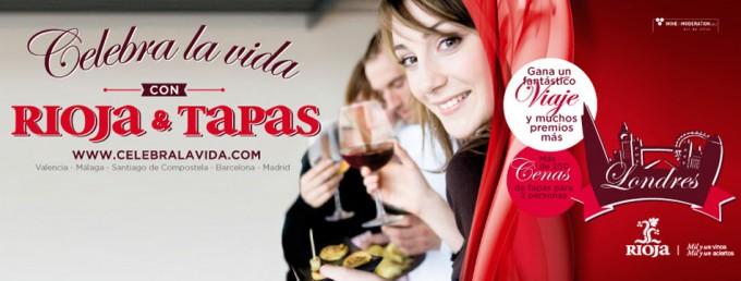 Tapas y vinos Rioja