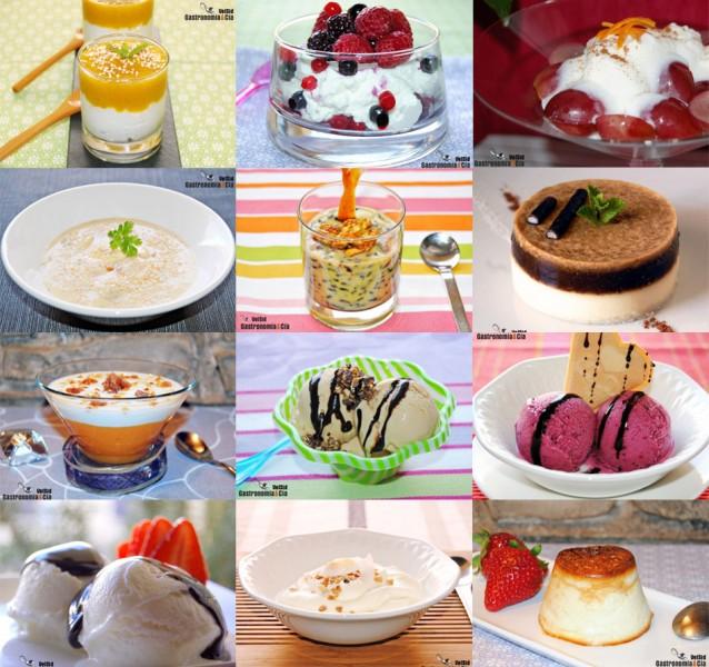 Recetas con yogur