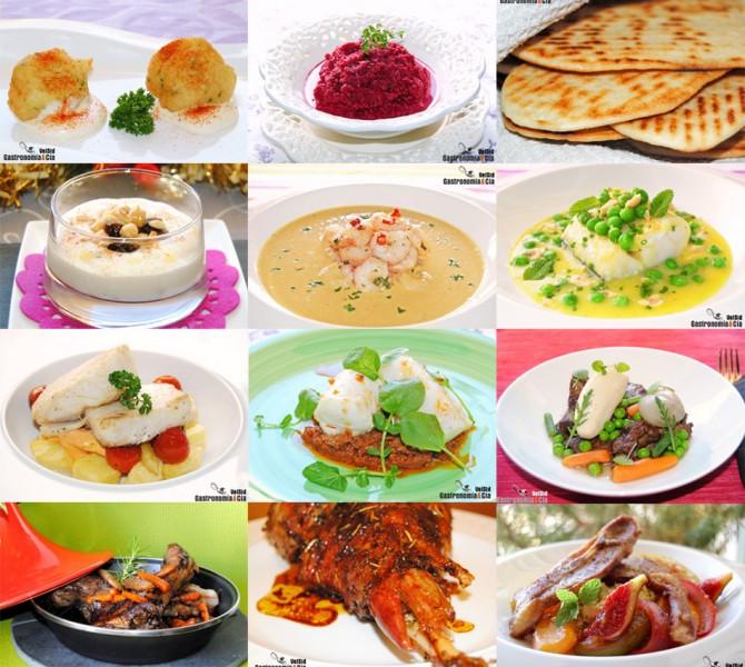 Doce recetas para semana santa recetas saladas for Platos de semana santa