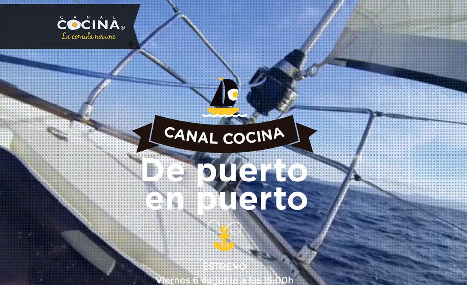 Canal cocina de puerto en puerto gastronom a c a for Chema de isidro canal cocina