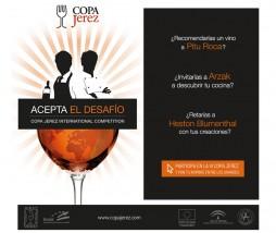 Armonías vinos de Jerez y Manzanilla