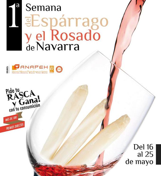 Semana del pintxo y espárrago de Navarra