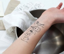 Tatto Recipe