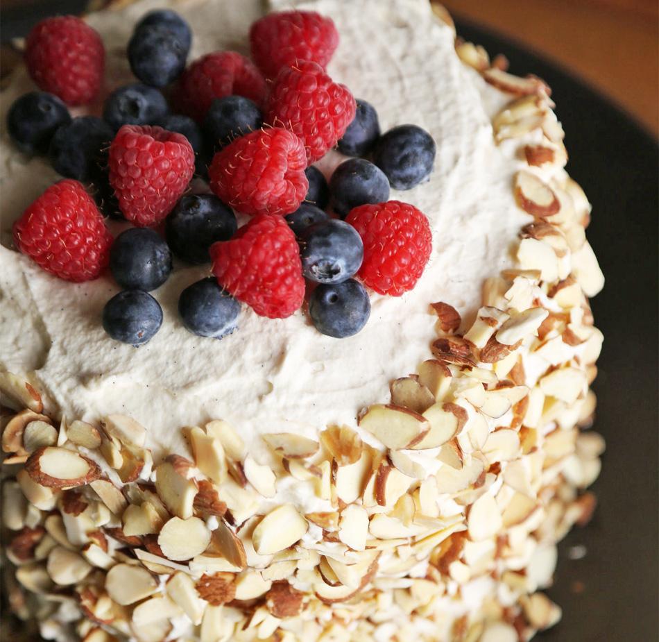 Cómo hacer un pastel de sandía