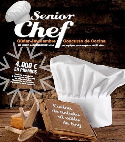 Concursos Cocina   Concurso De Cocina Seniorchef Gastronomia Cia