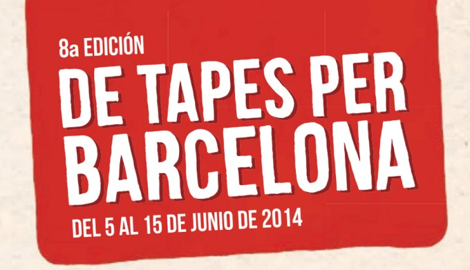 Tapas Barcelona 2014