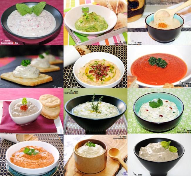 Doce dips o salsas para mojar gastronom a c a - Salsas faciles de hacer ...