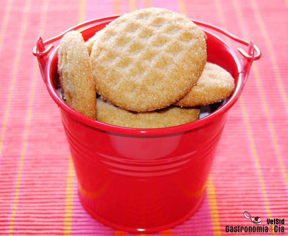 Doce recetas de galletas para alegrar la vuelta al cole