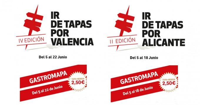 Tapas en Valencia