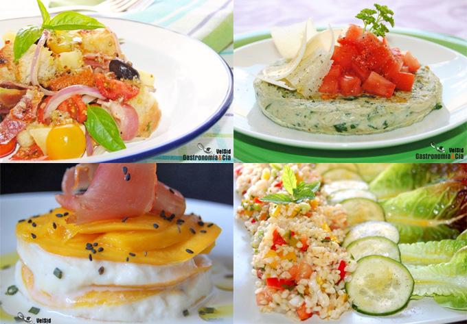 Recetas de platos fr os para una cena con amigos for Platos para aperitivos