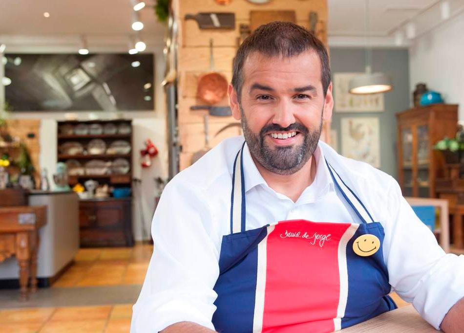 David de jorge vuelve a casa robin food vuelve a la for La cocina de david de jorge