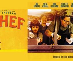Nueva película de temática gastronómica