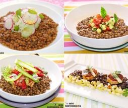 Lentejas, recetas vegetarianas