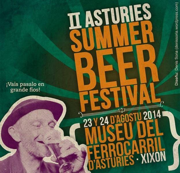 Festival de la cerveza de Gijón