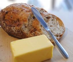Cuchillo de mantequilla