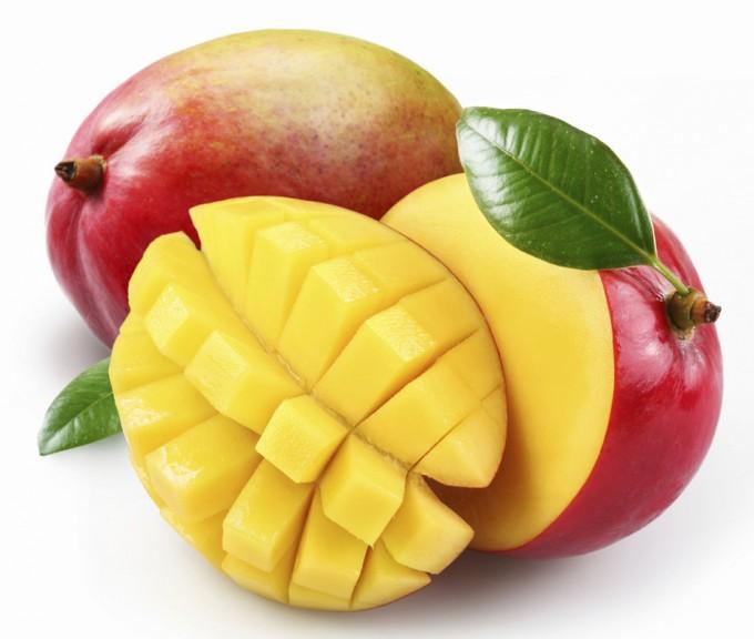 Pelar un mango