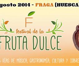 Festival de la Fruta Dulce de Fraga
