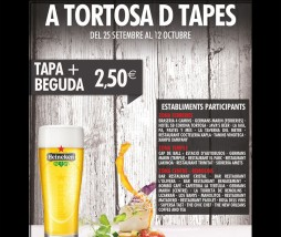 Tortosa de Tapas