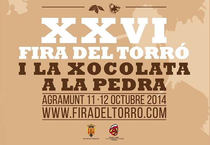 .................................Rutas 2014 Feria_turron_agramunt2014
