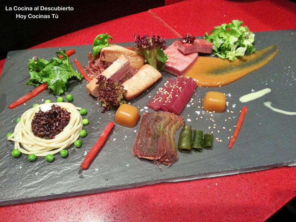 Hoy Cocinas Tú: Atún Rojo de Almadraba
