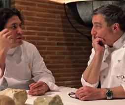 Joan Roca y Gastón Acurio