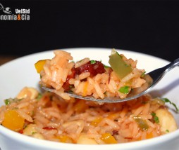 Recetas de arroz sin carne
