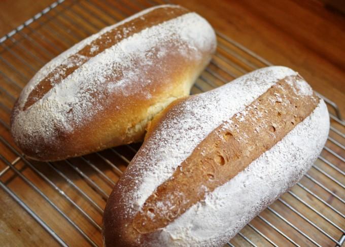 Marca en el pan