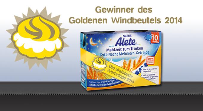 Preparados alimentarios infantiles Alete de Nestlé