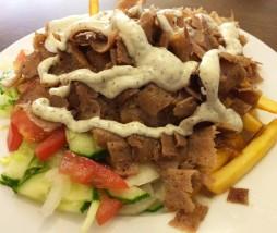 Kebab Madrid