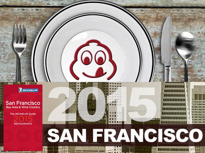 Michelin San Francisco 2015