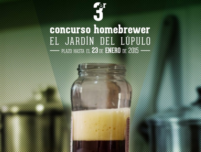 Concurso de cerveza casera el jard n del l pulo 2014 for El jardin del lupulo
