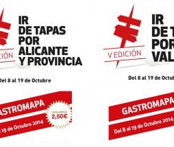 Ir de Tapas por Valencia y Alicante en octubre 2014
