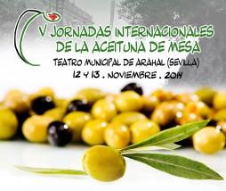V Jornadas Internacionales de la Aceituna de Mesa en Sevilla