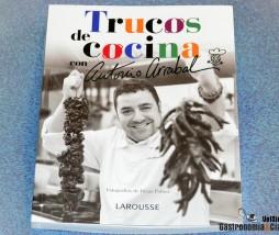Trucos de cocina de Antonio Arrabal