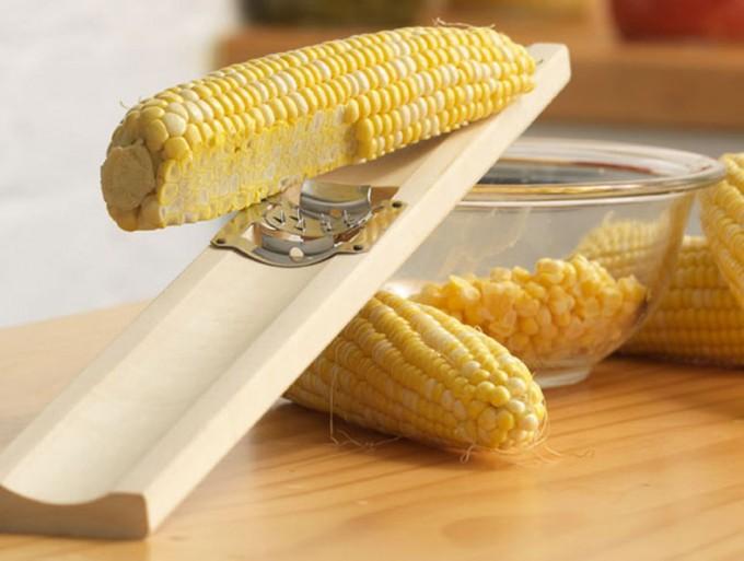 Corn Cutter and Creamer