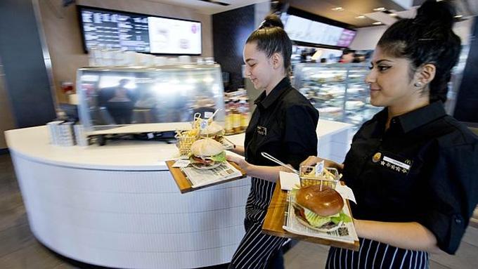 Restaurantes McDonald's Australia