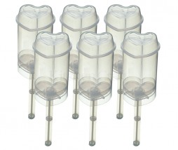 Moldes para Push Up Cake Pops