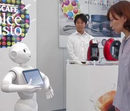 Robot Pepperis
