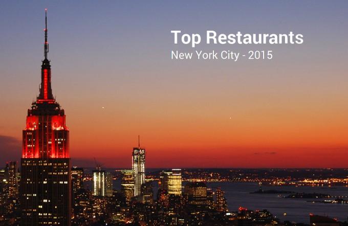 Lista de restaurantes de Nueva York