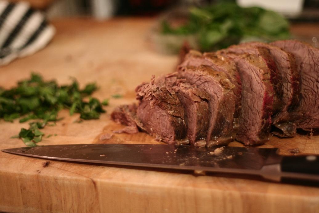 Truco de Cocina: Calentar la tabla de cortar para reposar la carne