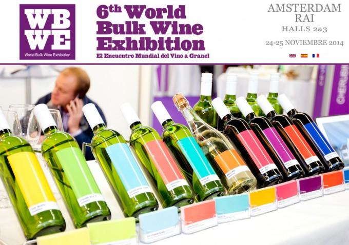 World Bulk Wine Exhibition 2014