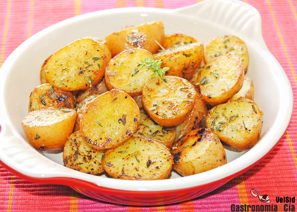 Recetas con patatas para el lunes sin carne - Como hacer verduras salteadas ...