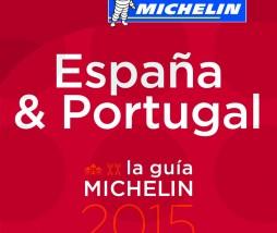 Guía Michelin España y Portugal 2015